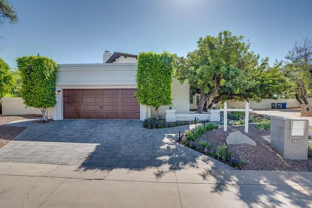 2401 E San Miguel Avenue, Phoenix, AZ 85016 (MLS #6079098) :: The Laughton Team