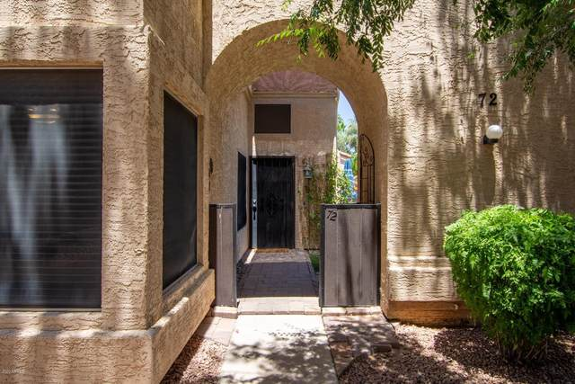 1111 W Summit Place #72, Chandler, AZ 85224 (MLS #6079117) :: Klaus Team Real Estate Solutions