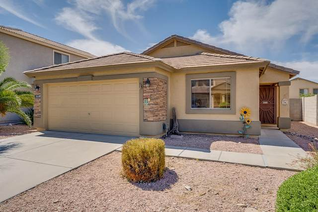 24149 W Lasso Lane, Buckeye, AZ 85326 (MLS #6079151) :: Brett Tanner Home Selling Team