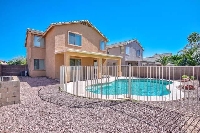 15019 W Desert Hills Drive, Surprise, AZ 85379 (MLS #6079240) :: Revelation Real Estate