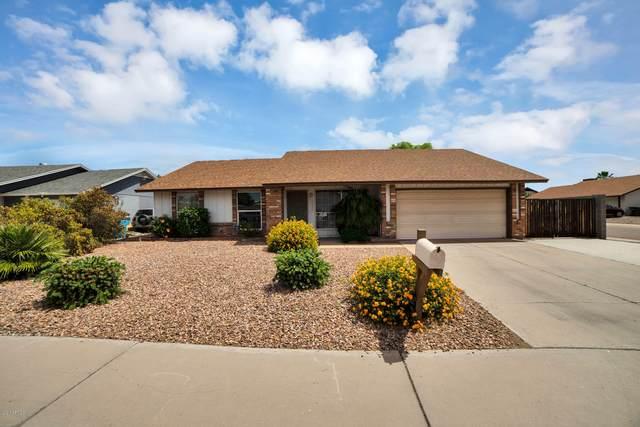 20637 N 17TH Avenue, Phoenix, AZ 85027 (MLS #6079261) :: The W Group