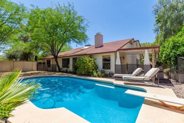 6420 E Paradise Lane, Scottsdale, AZ 85254 (MLS #6079315) :: Keller Williams Realty Phoenix