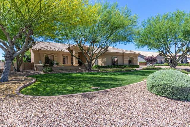 8531 W Foothill Drive, Peoria, AZ 85383 (MLS #6079340) :: Klaus Team Real Estate Solutions