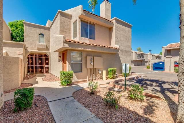 2834 S Extension Road #2107, Mesa, AZ 85210 (MLS #6079357) :: Klaus Team Real Estate Solutions