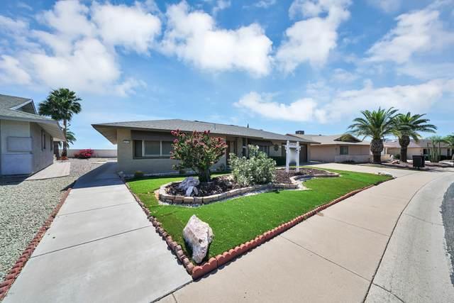 12311 W Candlelight Drive, Sun City West, AZ 85375 (MLS #6079387) :: Maison DeBlanc Real Estate