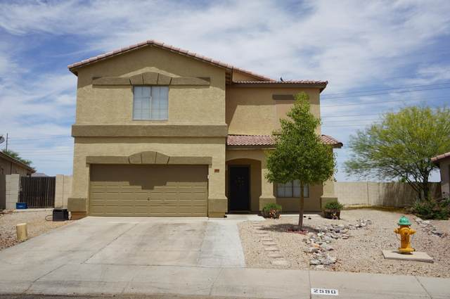 2590 N Milly Place, Casa Grande, AZ 85122 (MLS #6079411) :: Lux Home Group at  Keller Williams Realty Phoenix