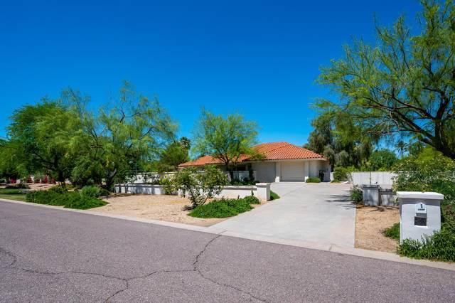 6100 E Caballo Drive, Paradise Valley, AZ 85253 (MLS #6079419) :: The Results Group