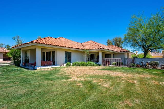 6100 E Caballo Drive, Paradise Valley, AZ 85253 (MLS #6079421) :: The Results Group
