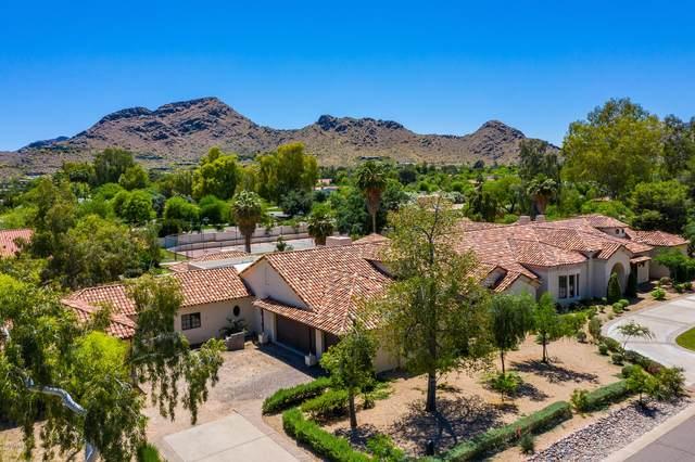 6101 E Caballo Lane, Paradise Valley, AZ 85253 (MLS #6079449) :: The Results Group