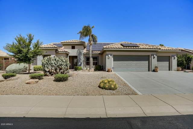 16232 W Tamarack Lane, Surprise, AZ 85374 (MLS #6079457) :: Long Realty West Valley