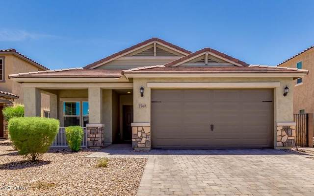 2749 E Bellerive Drive, Gilbert, AZ 85298 (MLS #6079477) :: neXGen Real Estate