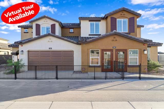 1255 N Arizona Avenue #1061, Chandler, AZ 85225 (MLS #6079478) :: Conway Real Estate