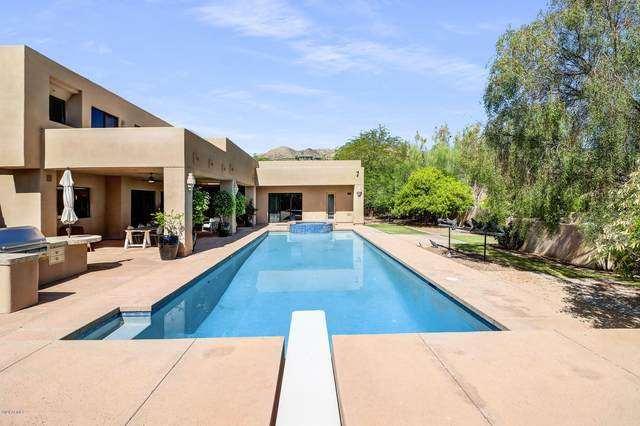 8040 N Ridgeview Drive, Paradise Valley, AZ 85253 (MLS #6079493) :: Keller Williams Realty Phoenix