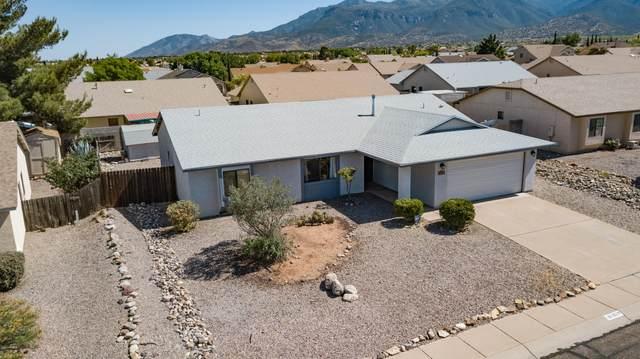 2628 Canyon View Drive, Sierra Vista, AZ 85650 (MLS #6079509) :: The Daniel Montez Real Estate Group