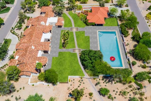 6101 E Caballo Lane, Paradise Valley, AZ 85253 (MLS #6079513) :: The Results Group