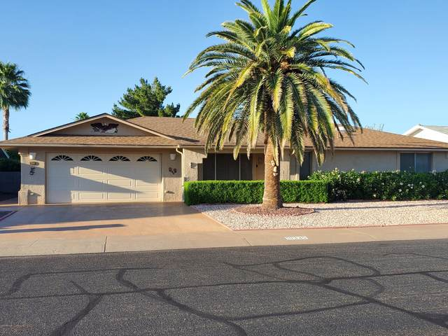 10336 W Willow Creek Circle, Sun City, AZ 85373 (MLS #6079525) :: The Carin Nguyen Team