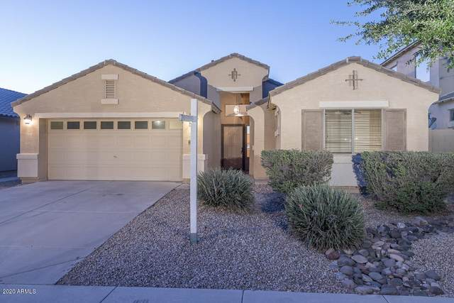 41282 W Thornberry Lane, Maricopa, AZ 85138 (MLS #6079531) :: The W Group