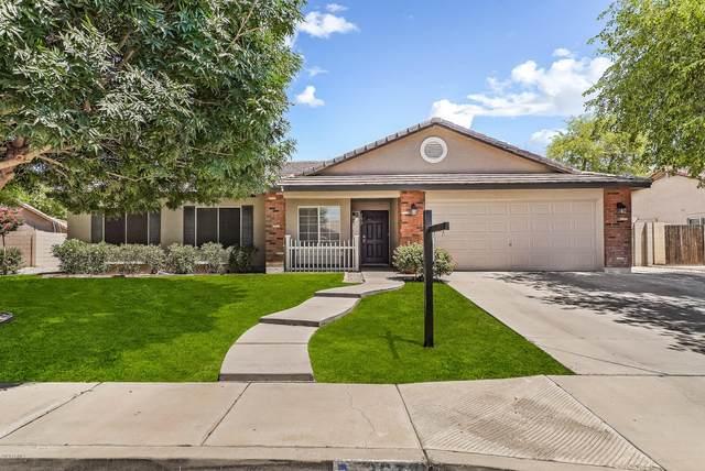 3672 E Baranca Court, Gilbert, AZ 85297 (MLS #6079532) :: The Daniel Montez Real Estate Group