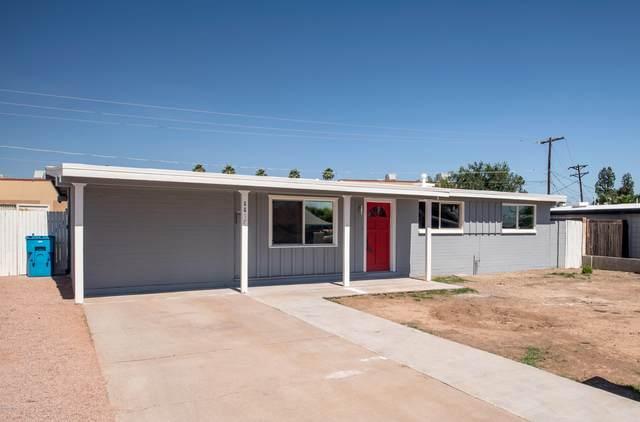 8817 N 35TH Drive, Phoenix, AZ 85051 (MLS #6079545) :: Nate Martinez Team