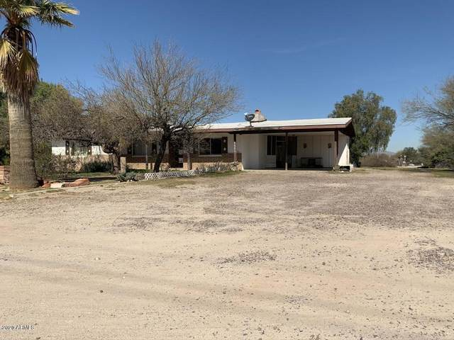 21650 W Eagle Moutain Road, Buckeye, AZ 85326 (MLS #6079553) :: Brett Tanner Home Selling Team