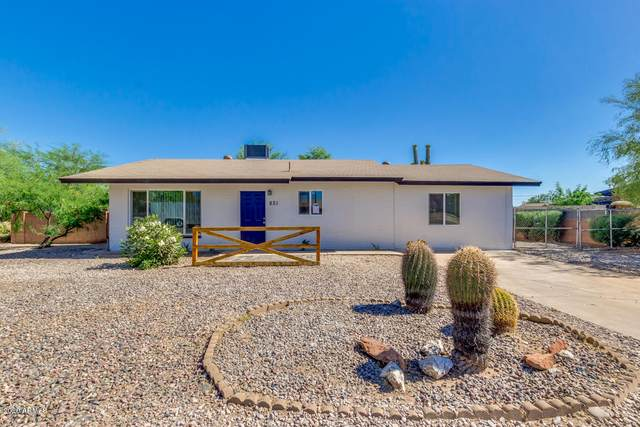 821 E Estevan Avenue, Apache Junction, AZ 85119 (MLS #6079594) :: Howe Realty