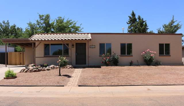4964 Raffaele Drive, Sierra Vista, AZ 85635 (MLS #6079603) :: neXGen Real Estate