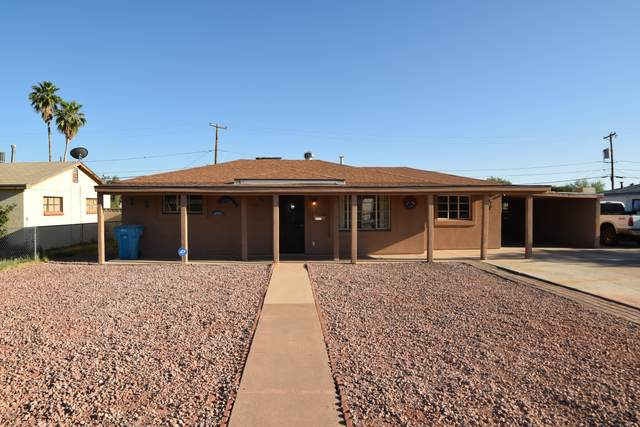 2717 W Butler Drive, Phoenix, AZ 85051 (MLS #6079610) :: Devor Real Estate Associates