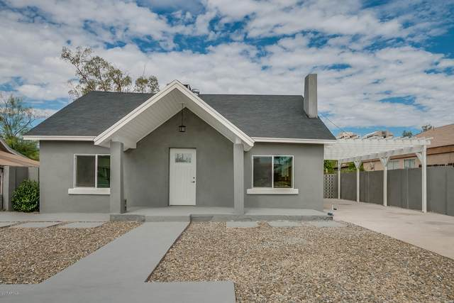 3806 N 6TH Street, Phoenix, AZ 85012 (MLS #6079623) :: Long Realty West Valley