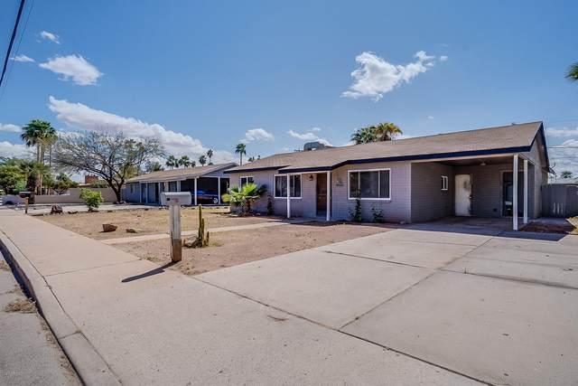209 E Mcmurray Boulevard, Casa Grande, AZ 85122 (MLS #6079624) :: Devor Real Estate Associates