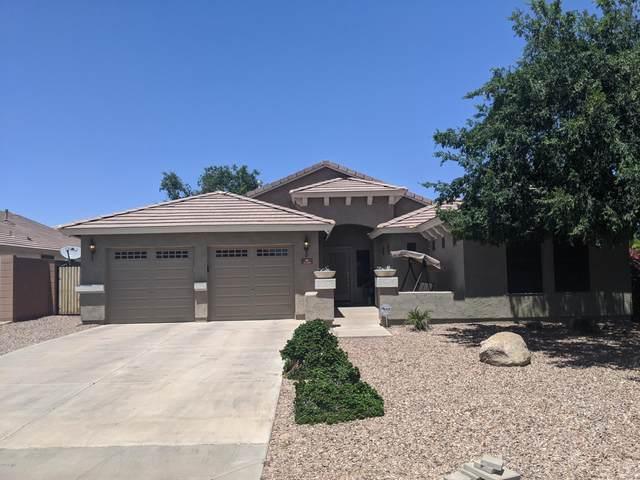 3480 E Kesler Lane, Gilbert, AZ 85295 (MLS #6079697) :: Revelation Real Estate