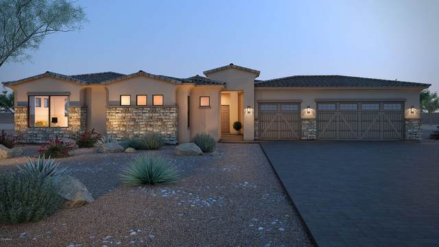 6896 E Lomas Verdes Drive, Scottsdale, AZ 85266 (MLS #6079744) :: Long Realty West Valley