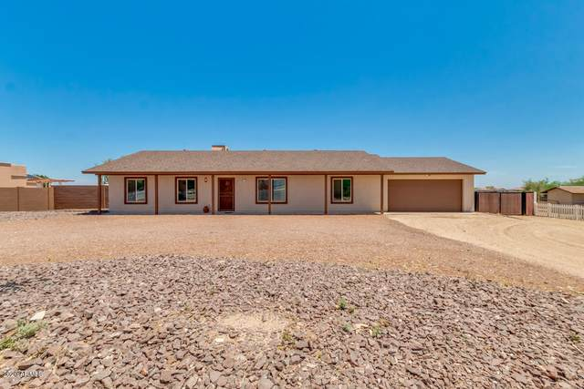 5201 N 196TH Avenue, Litchfield Park, AZ 85340 (MLS #6079749) :: Riddle Realty Group - Keller Williams Arizona Realty