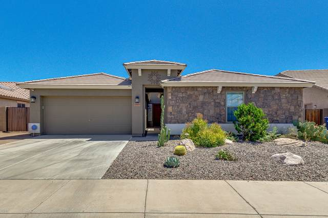 25533 W Magnolia Street, Buckeye, AZ 85326 (MLS #6079822) :: Conway Real Estate