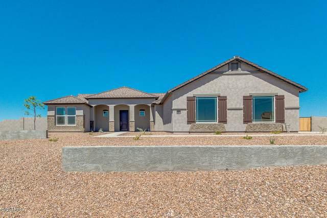 311 W Fairfield Street, San Tan Valley, AZ 85143 (MLS #6079837) :: Riddle Realty Group - Keller Williams Arizona Realty