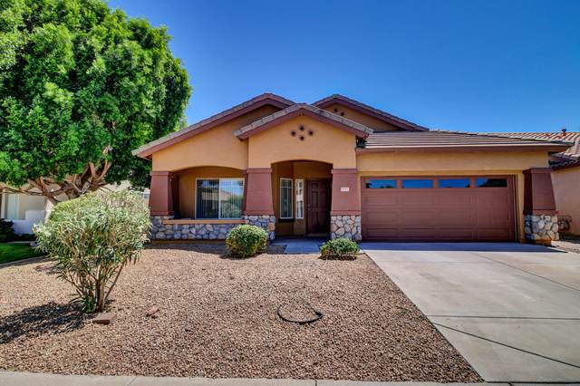 8153 W Beaubien Drive, Peoria, AZ 85382 (MLS #6079871) :: The W Group