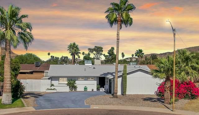 2001 W Surrey Avenue, Phoenix, AZ 85029 (MLS #6079940) :: Devor Real Estate Associates