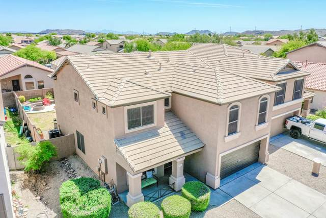 2421 W Running Deer Trail, Phoenix, AZ 85085 (MLS #6079941) :: The Laughton Team