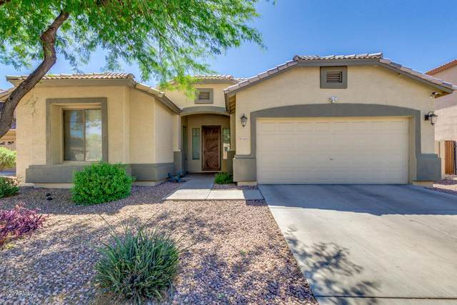 6626 S 45TH Drive, Laveen, AZ 85339 (MLS #6079948) :: Long Realty West Valley