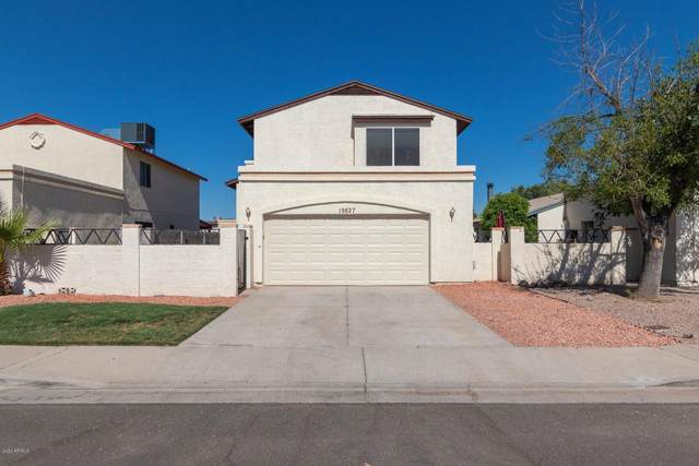19827 N 48TH Lane, Glendale, AZ 85308 (MLS #6079989) :: Kepple Real Estate Group