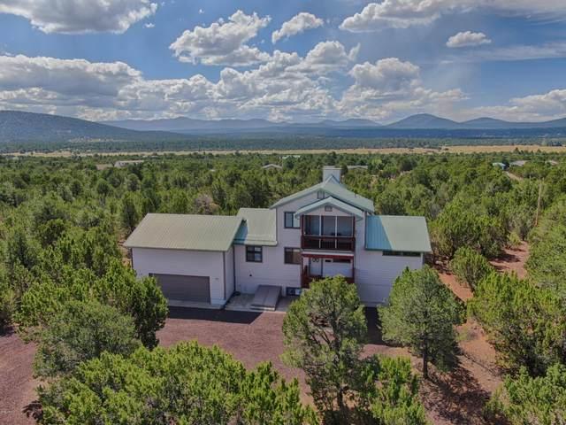 4 Co Rd 3153 #15, Vernon, AZ 85940 (MLS #6079990) :: Kepple Real Estate Group