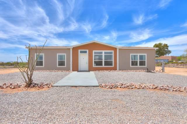 9980 N Faldale Road, Casa Grande, AZ 85122 (MLS #6080050) :: Midland Real Estate Alliance