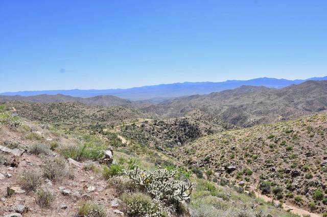 80 Acres Diamond Hitch Road, Kingman, AZ 86401 (MLS #6080064) :: The Everest Team at eXp Realty