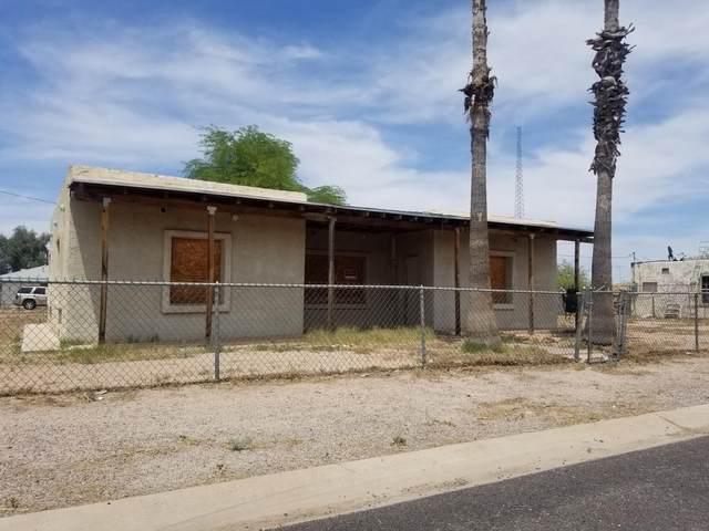 112 W 6TH Street, Eloy, AZ 85131 (MLS #6080097) :: Klaus Team Real Estate Solutions