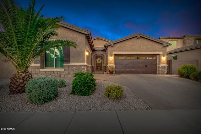 1855 N 142ND Avenue, Goodyear, AZ 85395 (MLS #6080127) :: The Luna Team