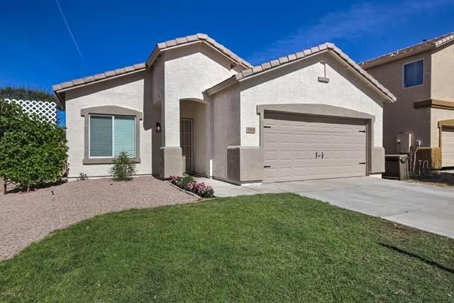 1504 S Baldwin Loop, Coolidge, AZ 85128 (MLS #6080137) :: The Daniel Montez Real Estate Group