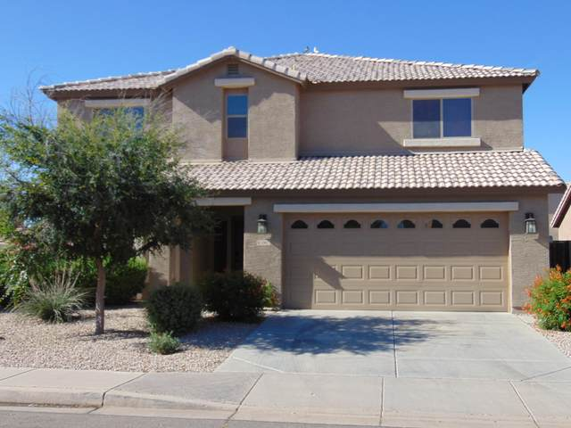 1567 E Jahns Drive, Casa Grande, AZ 85122 (MLS #6080197) :: Revelation Real Estate