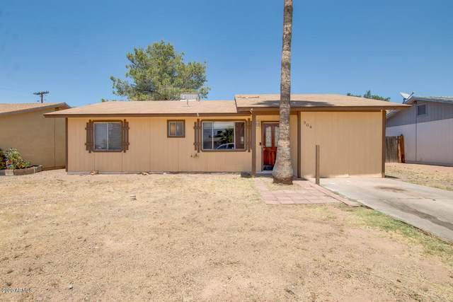 364 W 17TH Avenue, Apache Junction, AZ 85120 (MLS #6080239) :: Brett Tanner Home Selling Team