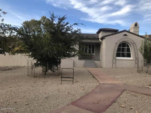 600 Oliver Circle, Bisbee, AZ 85603 (MLS #6080254) :: Keller Williams Realty Phoenix