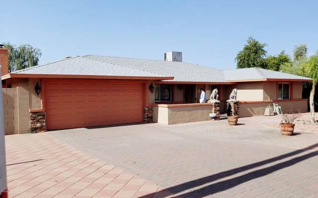 10602 N 35TH Street, Phoenix, AZ 85028 (MLS #6080257) :: Nate Martinez Team