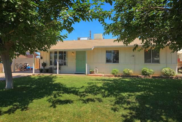 1438 W Crescent Avenue, Mesa, AZ 85202 (MLS #6080262) :: The Bill and Cindy Flowers Team